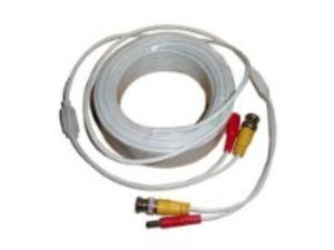 APOSONIC A-XBNC200FT 200 FT. BNC Video & Power Cable -WHITE
