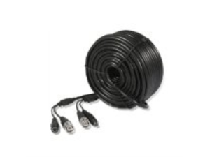 Zmodo W-VP1030 AWG24 Video + Power CCTV Cable (30 Meters, 100 Feet)