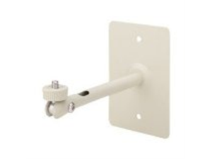Panavise Micro J-Box Pass Thru CCTV Camera Mount - Cream