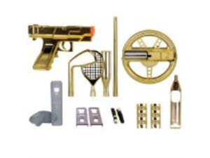 dreamGEAR Wii 15-in-1 Players Kit - Gold