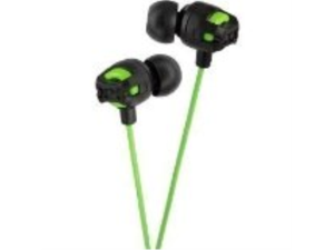 New - In-ear Headphones w/mic Green by JVC America - HAFR201G