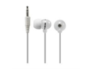 Sentry HO343 Balls In-Earbuds, White