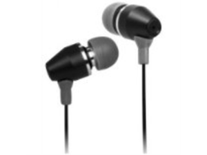 Arctic Cooling E231-B Black Earphone for Mobile Phones and Music Players