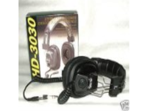 Sentry Deluxe Digital CD Stereo Headphones Color Varies - Sentry 870CD