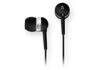 Creative EP-630 In-Ear Noise-Isolating Headphones (Black)