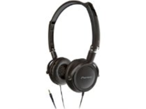 Pioneer SE-MJ21-K Headphone - Stereo - Black - Mini-phone
