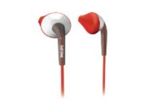 Philips ActionFit SHQ1000/28 In-Ear Headphones Tuned for Sports