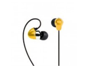 Jwin Polaroid Pep36yel Stereo In-ear Earphones - Yellow