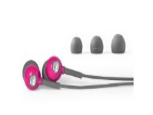 H2O Audio CB1-PK FLEX Waterproof Earbuds - Pink