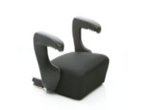 Clek Ozzi Booster Seat in Licorice