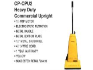 CP-CPU2 Carpet Pro Commercial Upright