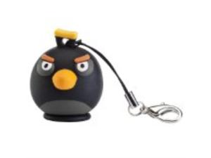 EMTEC Angry Birds A106 4 GB USB 2.0 Flash Drive (Black Bird) (EKMMD4GA106)