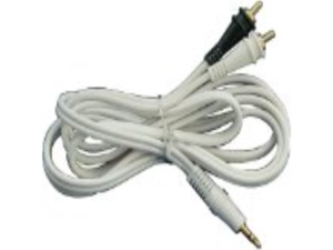 ADAPTER AUDIOPIPE 3.5mm MALE PLUG TO RCA&#59; 6 CABLE&#59; STEREO