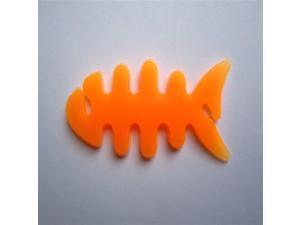 Orange Smart Holder for Skullcandy Fix In-Ear , Titan , Fix Bud , NBA Inkd 2 , Inkd 2 In-Ear Headphones Mobile Hands-Free ...