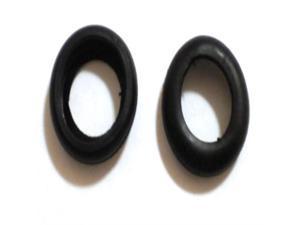 2 Small Black Good Quality Earbuds for Jabra Bt2090 Bt2080 Bt2070 Bt2050 Bt2040 Bt2010 Wireless Bluetooth Headset Ear Gel ...