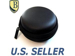 Black Carrying Case for Beats Monster by Dr.Dre , Tour , Heart Beats by Lady Gaga , Diddy Beats , Power Beats , Street by ...