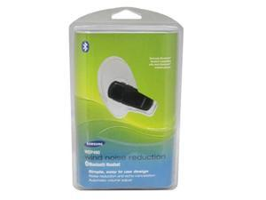 Samsung Black WEP490 Bluetooth Headset with Wind Noise Reduction Technology