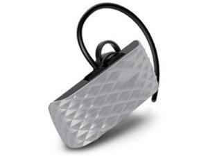 New jWIN iLuv Silver Bluetooth Wireless Headset
