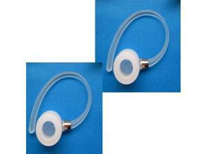 2pcs Earhooks for Motorola HX550 HX-550 Bluetooth Wireless Headset Ear Hook Loop Hooks Clip Loops Clips Earhook Earloop Earclip ...