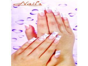 Nail Salon Window Decal Poster 4 x 2 ft, NWP-16