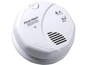 FIRST ALERT / BRK ALARMS BRK 3120B 120V AC PHOTO/ION SMOKE ALARM W / BATTERY BACKUP ***Lot of 3***
