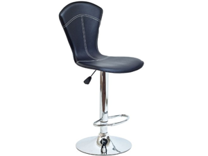 Cobra Bar Stool - Black + FREE Ebook for Modern Home Design Inspirations