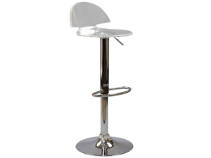 Translucent Bar Stool + FREE Ebook for Modern Home Design Inspirations