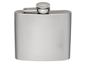 Totes Stainless Steel Flask & Funnel Set Easy Fill Portable