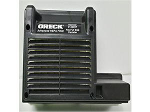 Oreck Advanced Hepa Filter 1300hf