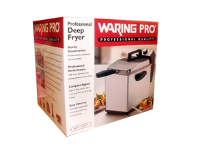 Waring Pro Profeesional Deep Fryer WPF350PC