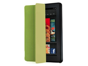 iLuv Epicarp Slim Folio Cover for Amason Kindle Fire (Green)