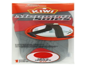 Kiwi Memory Soft Insole Mens, Trim To Fit,  Sizes 8-13