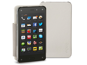 Incipio Highland Folio Case for Fire Phone, White