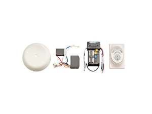 Kichler Lighting 3R400WH CoolTouch Reversible Conversion Control System, White Finish