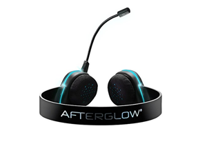 PDP Afterglow AGU.40 Universal Wired Headset - Blue - Xbox 360