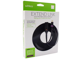 Xbox 360 Cables Extend Link (Nyko)