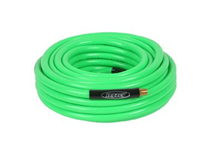 "Workforce® 3/8"" x 50 Blue PVC Air Hose, 3/8"" MNPT Ends"