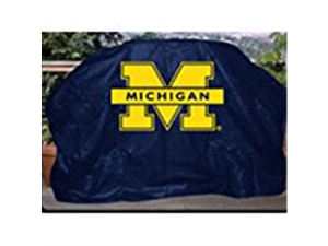 NCAA Michigan Wolverines 68-Inch Grill Cover