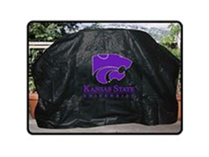 NCAA Kansas State Wildcats 68-Inch Grill Cover