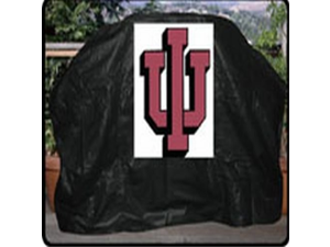 NCAA Indiana Hoosiers 68-Inch Grill Cover