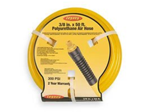 "Legacy HEPU3850YW2 Workforce Poly Air Hose 3/8"" x 50, Hose"