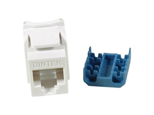 Cat 5e Keystone Jack for E-Jack Tool