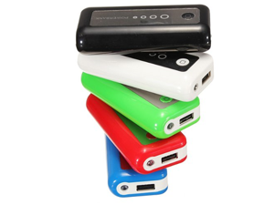 5600mAh Mobile Power Bank Charger For iphone 5 4s mini I9300 N7100 HTC DDStore