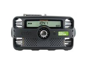 Etn VOICELINK FR1000 ECO Edition Clock Radio (Black) (Discontinued by Manufacturer)
