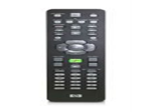 HP Replacement Media Center Remote Control Carbon/Black (5069-8344)