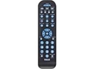 3-Device Universal Remote - Black