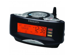 Emerson Radio CKW2000 Dual Alarm Clock Radio with NOAA/Same Weather Alert System (Black)