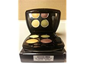 Avon True Color Eyeshadow Quad Earthtones Quatuor Terra