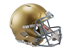 Notre Dame Fighting Irish Officially Licensed NCAA Speed Full Size Replica Football Helmet