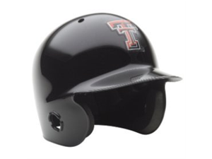 Schutt Texas Tech Red Raiders Mini Batters Helmet